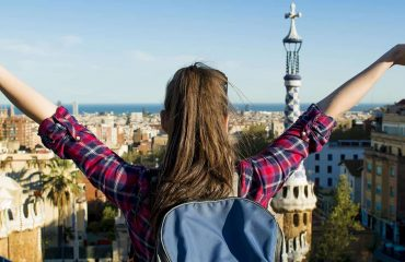 happy-girl-Barcelona